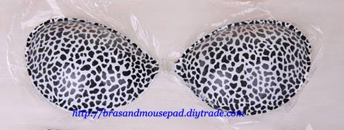 FASHION FLECK SILICON BRA