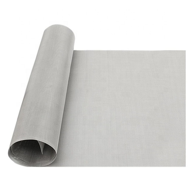 Nickel alloy Ni-Cr-Mo 100 120 mesh B-2 C-22 276 hastelloy wire mesh for filter