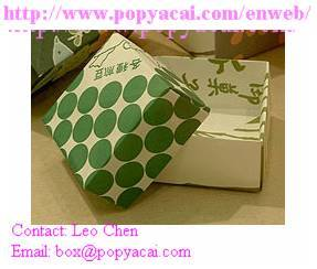 Small Paper Boxes for Confectionery