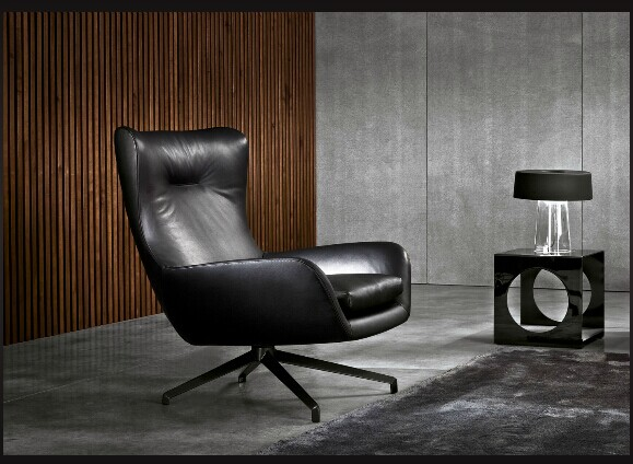 leather Fabric upholstery leisure chair, various color available,leather sofa