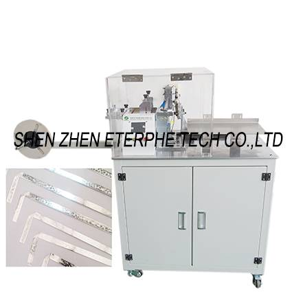 Automatic PV Ribbon L-shape Reflexed Forming Machine FL-1