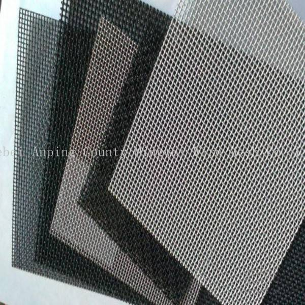Excellent quality unique stainless steel security screen mesh