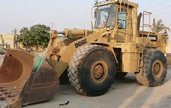 Used Wheel Loader,CAT 966E,In Great Demand