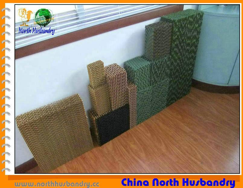Evaporative Cooling Pad wet curtain