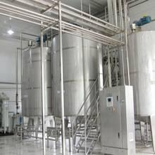 dairy milk processing plants