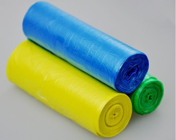 HDPE/LDPE heavy duty garbage bags, trash bags, waste bags, refuse bags