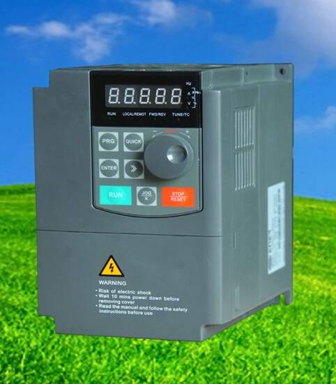 Reliable variable ac motor speed drive (VSD) & ac drives
