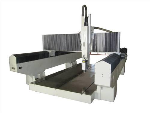 model engraving machine 4axis