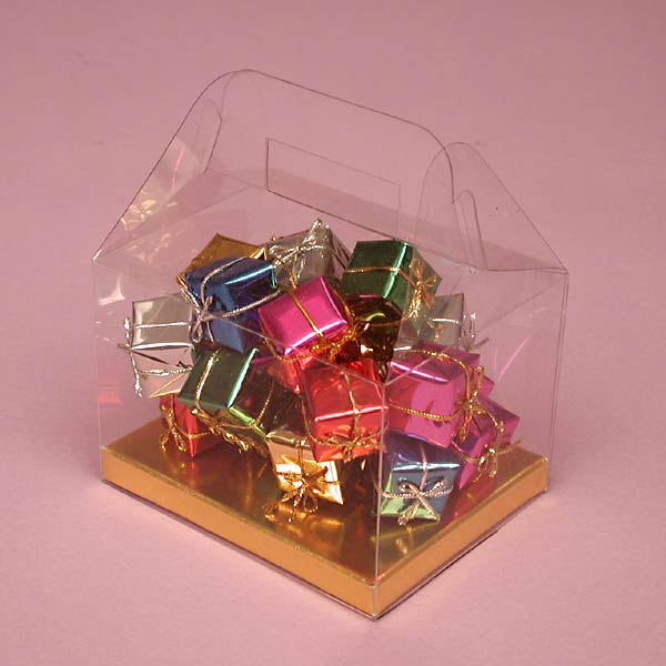 Transparent Pvc Boxes For Candles