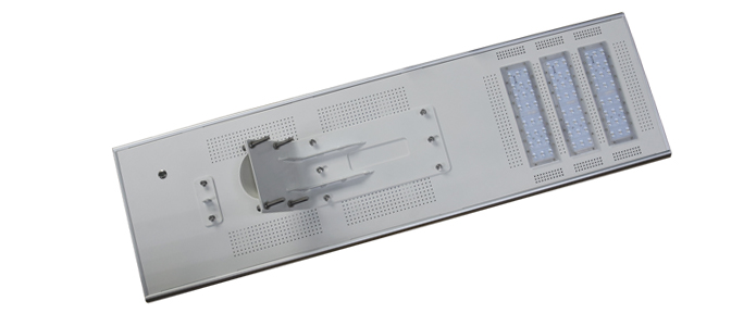 all in one solar LED street light manufacturers