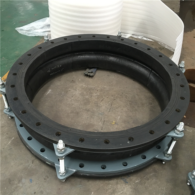DN900 high quality high flexibility rubber expansion joint flange type