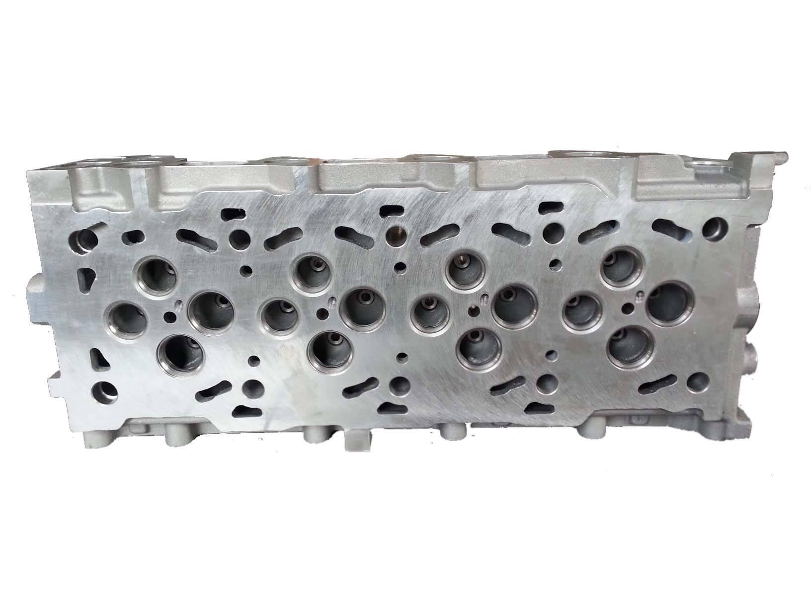 Cylinder head D4EA   22100-27400