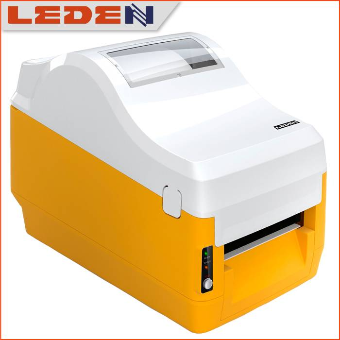 Limited sales Yellow color design qr printer