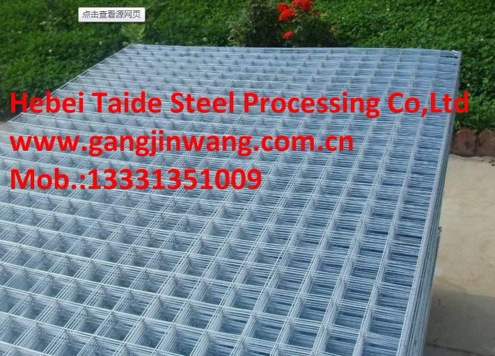 Concrete Reinforcement Welded Wire Mesh (TDGJ-0904006)