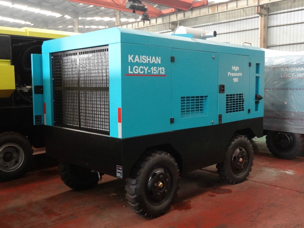 High Quality Machine Silent Industrial Air Compressors LGCY 15/13