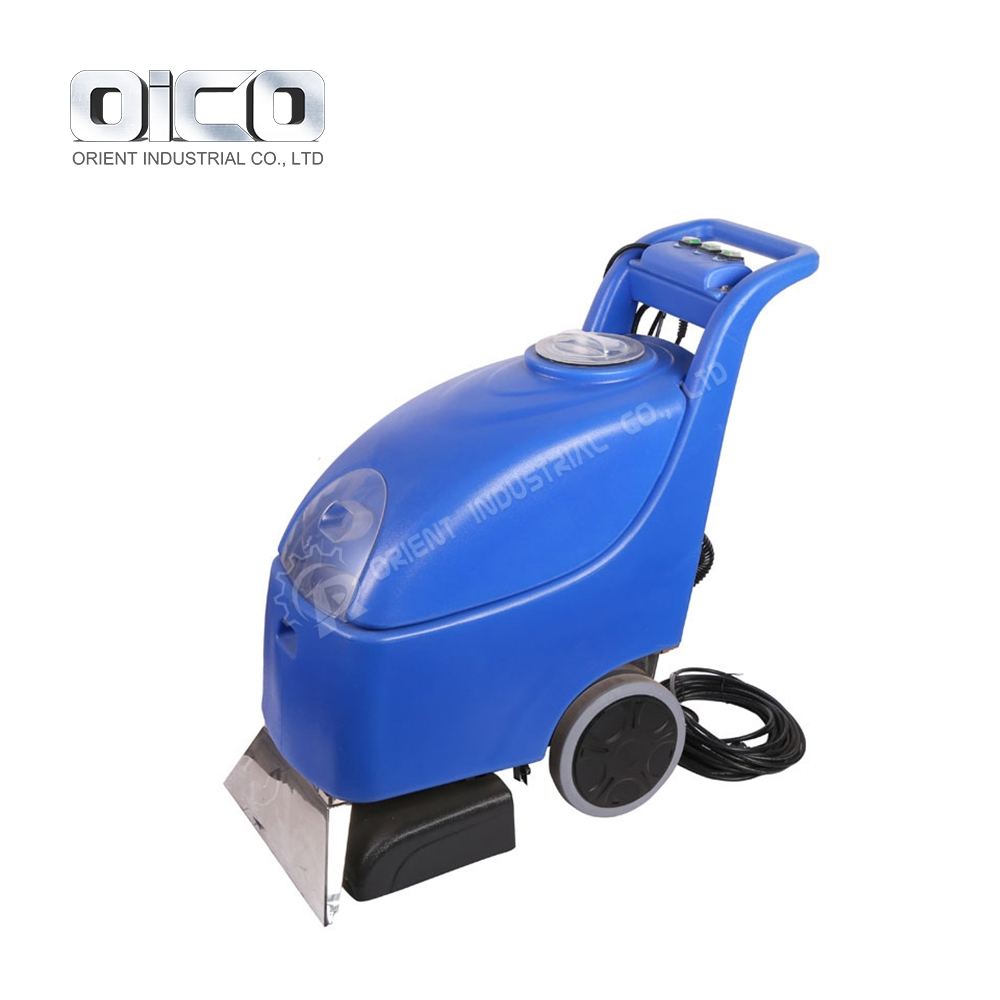 DTJ2A Commercial Use Walk Behind Electric Carpet Cleaner Carpet Extractor Machine For Sale