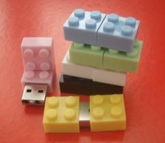 Mini Blocks USB Flash Disk