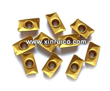 cnc carbide milling inserts