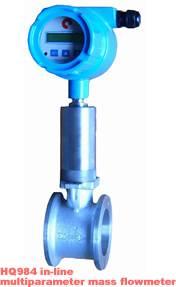 multi-parameter flow meter