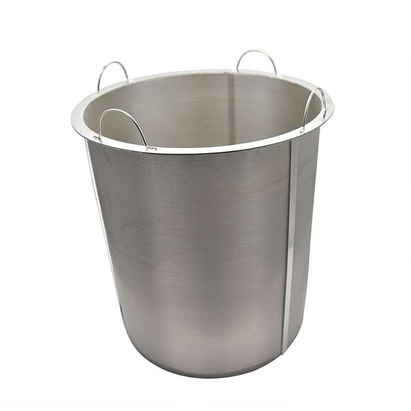 Stainless Steel Sintered Filter Basket