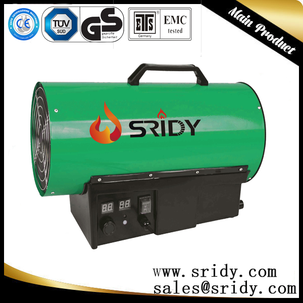 SRIDY gas heating industrial natural gas heating machine greenhouse movable heaters