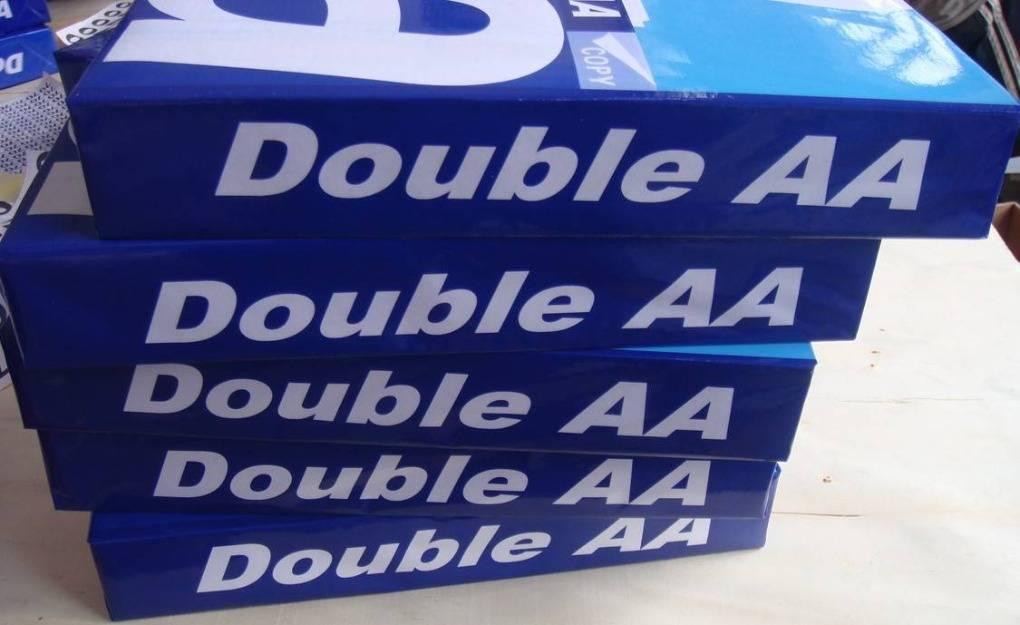 Double A A4 Copy Paper 80gsm