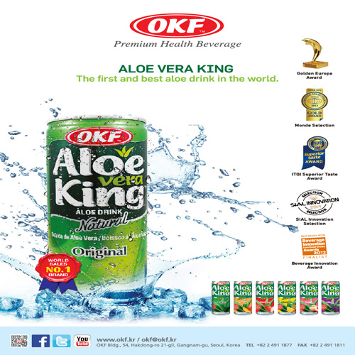 OKF Aloe Vera King_Can Series (Aloe Vera Drink)