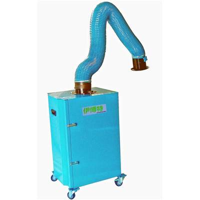 IV-200 AR-CW Welding smoke and dust collector Laser polishing dust collection