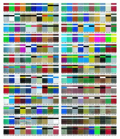 Double-color board