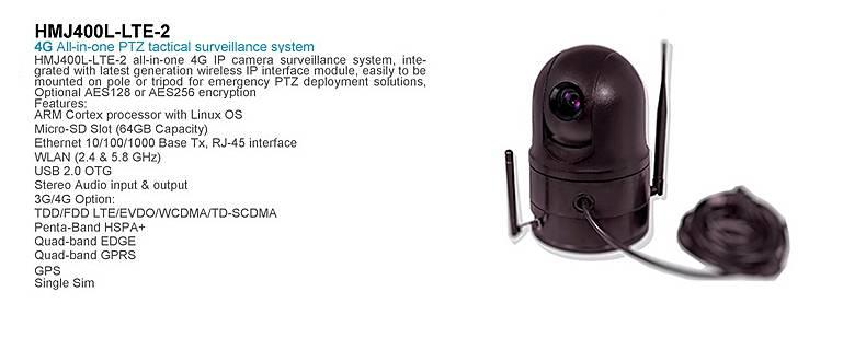 Low price Portable Suitcase Video Receiver with Duplex-Audio