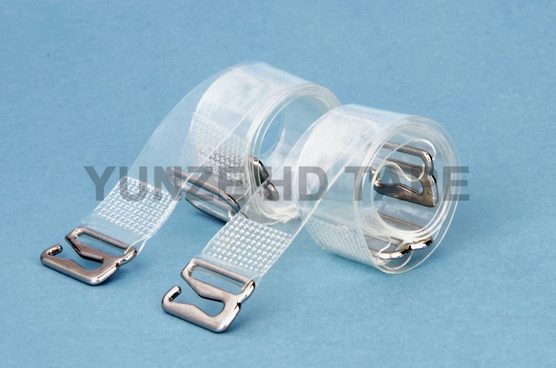 high quality fashion women tpu elastic bra tape