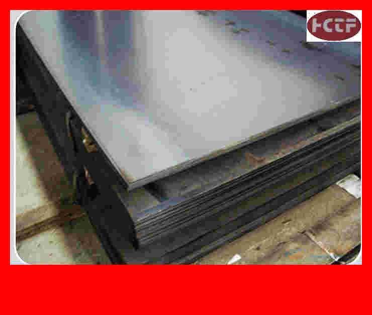 Ss400 Black Steel Plates