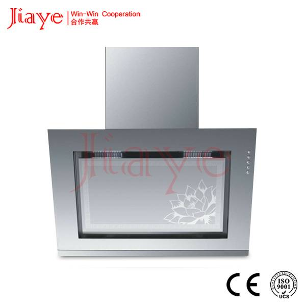 hot sale stainless steel chinese kitchen exhaust range hood JY-C9109