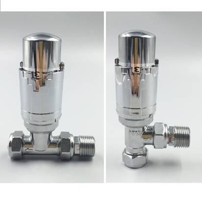thermostatic radiator valve head