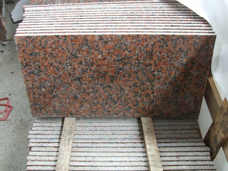 Supply cheap China natural granite stone cut-to-size flooring & wall tiles G603, G654, G664, G687, G