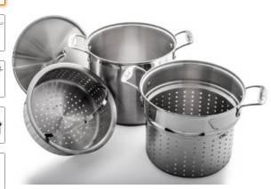 Culina Multi Pot Cooker 4-Piece Set