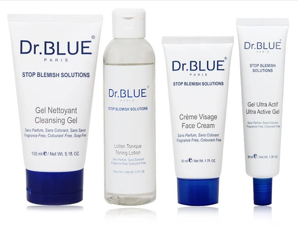 Doctor Blue Cosmetics