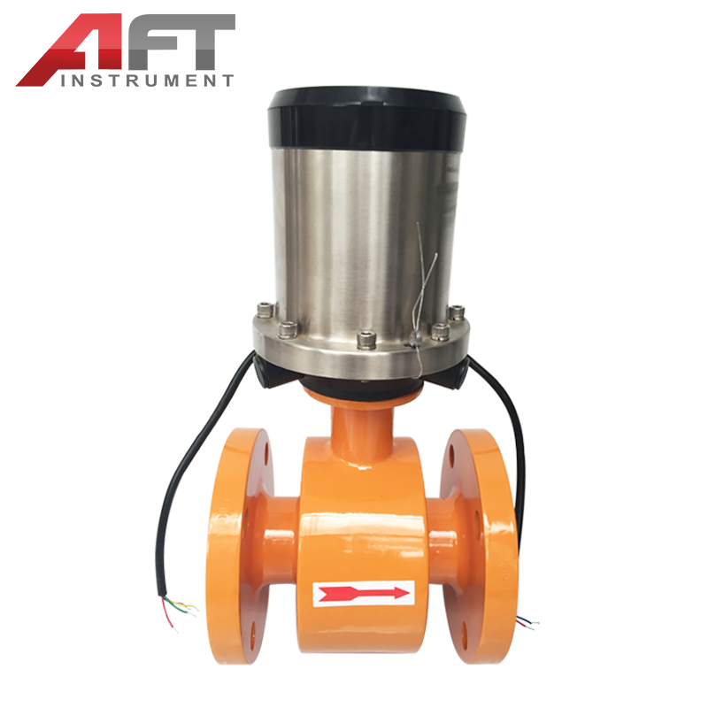 battery power electromagnetic flow meter of China