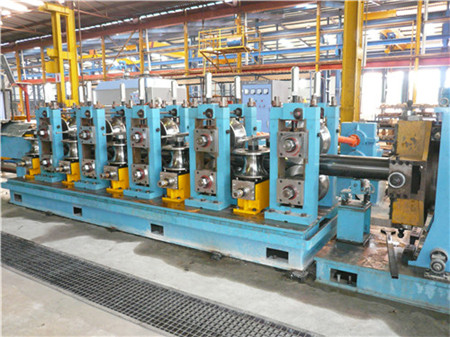 High frequence Roll forming machine