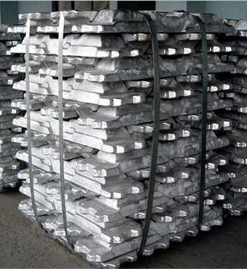 aluminum ingot China factory direct supply A7 A8