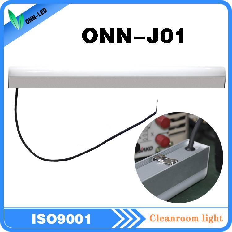 J01 teardrop 1200mm 36w led cleanroom light