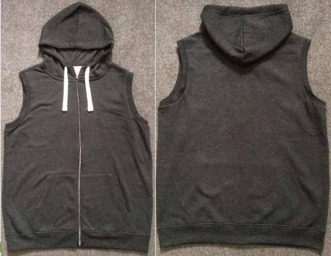 Takko Fashion stock lot on sales, 11,163pcs Men's fleece zipper hoody gilet TC2-373