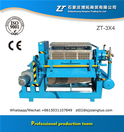 25 year egg tray machine factory produce egg tray machine production line