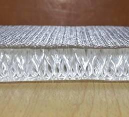 3D fiberglass fabric