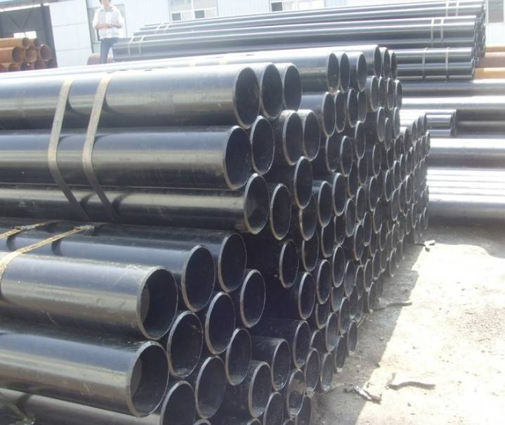 Seamless carbon steel tube ASTM