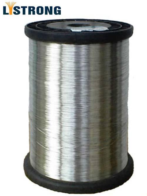 Tinning copper clad aluminum magnesium wire