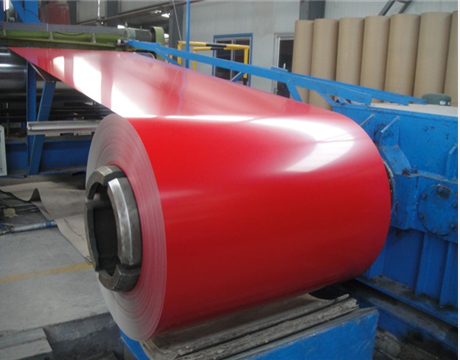 color coated steel coil ppgi gi
