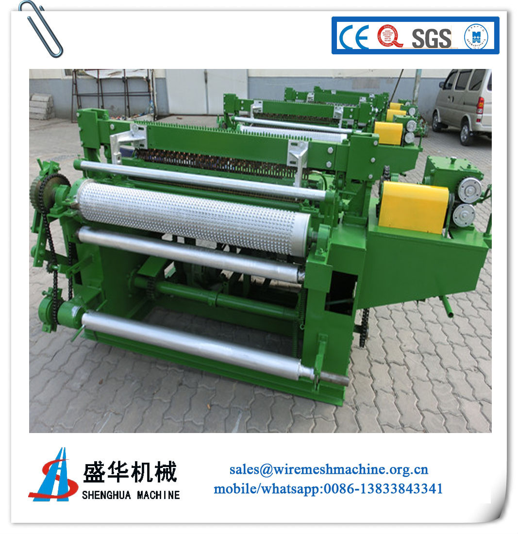High stability Welded Wire Mesh Machine