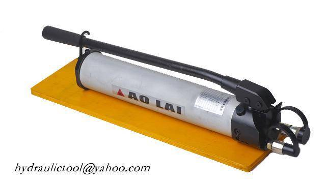 hydraulic hand  pump,rescue tools
