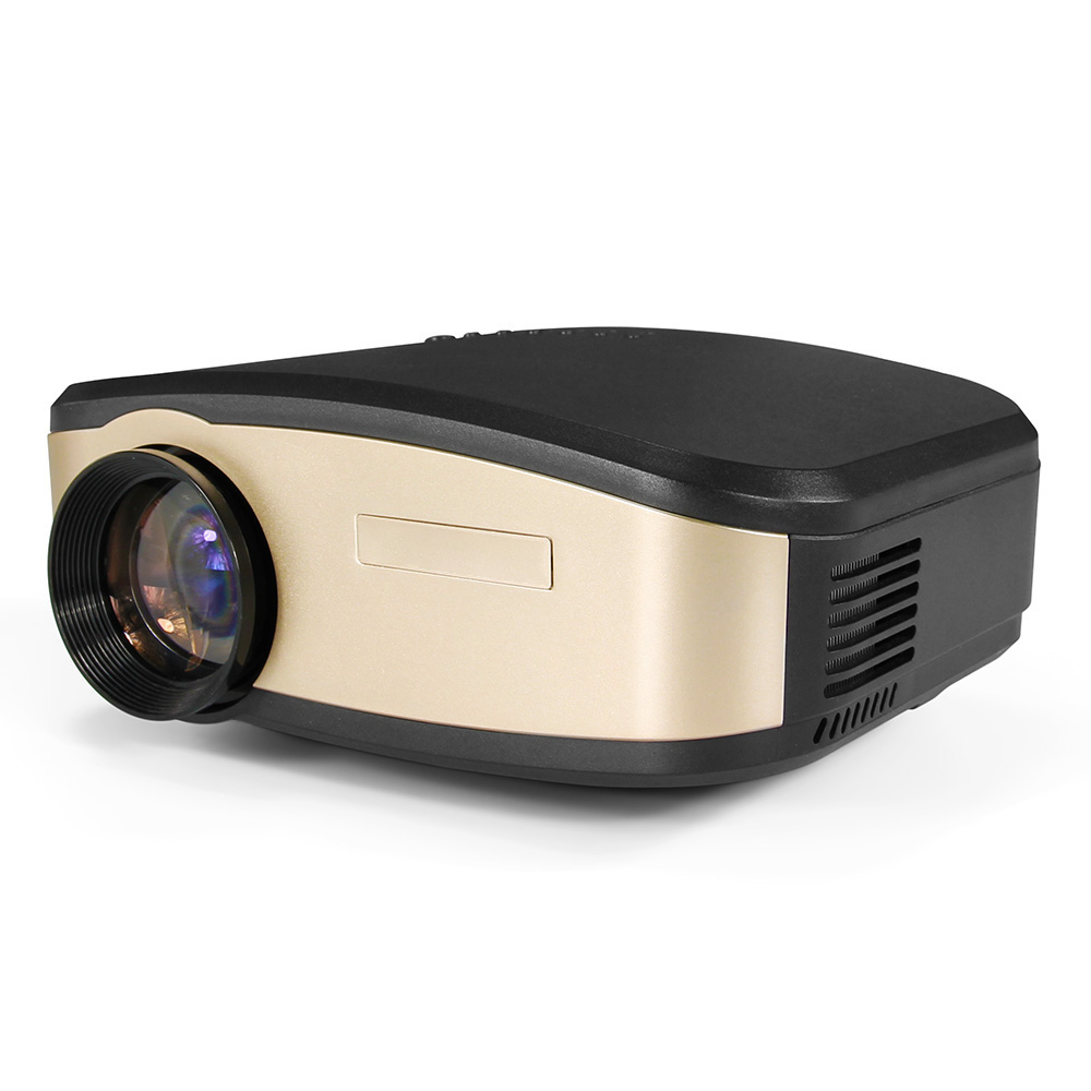 Topkey 2019 smart projector android LED LCD 1080p projector Built-in Speaker WIFI mobile projector
